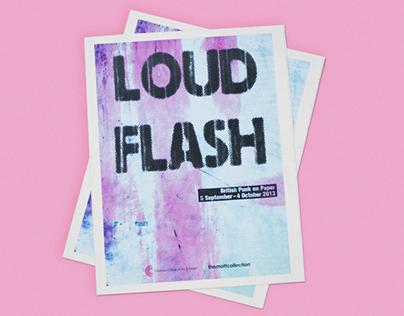 Loud Flash: British Punk on Paper