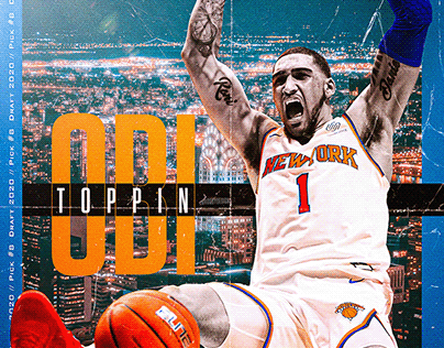 Obi Toppin // NY Knicks