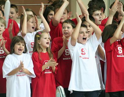 Sport Events: GKVS Sarajevo vs HVK Jadran Neum 2008