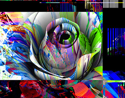 Glitch Bouquet - Experimental Practices