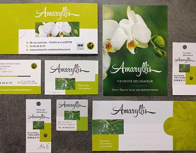 Amaryllis branding design