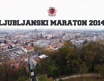 Ljubljana marathon 2014 Teaser