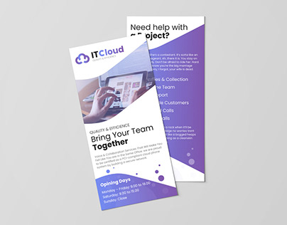IT Cloud DL Flyer