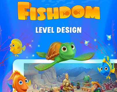 Fishdom Level Design Overview