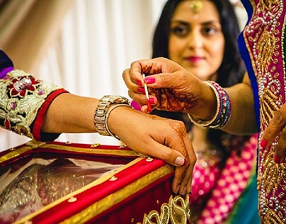 Neel-Riya Engagement Photoshoot