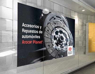 Accesorios y Repuestos de Vehículos