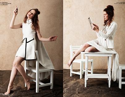 Vermeer Publicación Jute Magazine