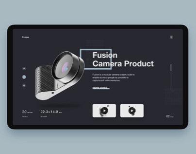 Fusion Camera
