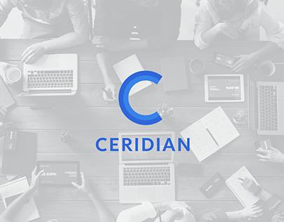 Ceridian - Environmental Graphic Design