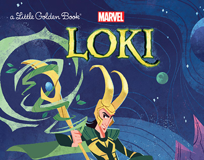 Loki A Little Golden Book
