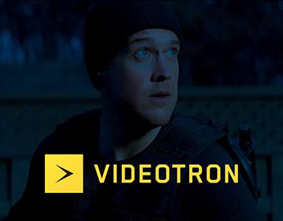 Vidéotron - Agent Secret
