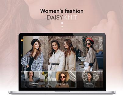 Womans fashion online store