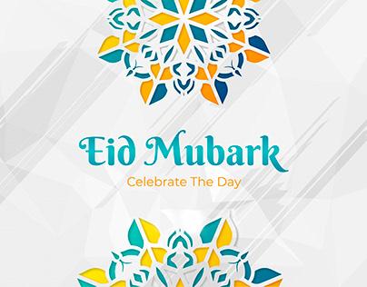 Eid Mubark 2020 .