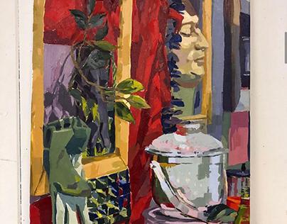 Paintings 2018/19