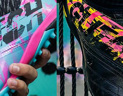 """adidas Glitch """"MAD Skin"""" FW18"""