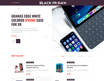 BlackFriday Shopping and Comparison Site