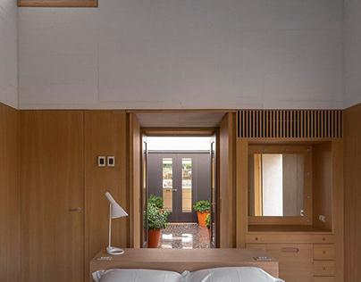 Stone House by Emilio Tuñón Architects