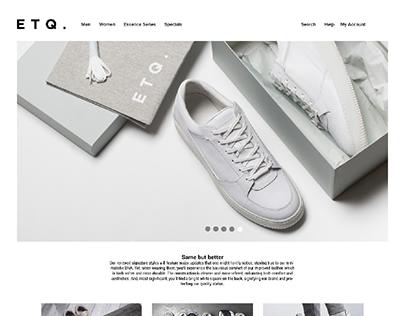 E.  T.  Q.  Shoes
