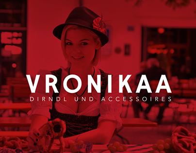 "Branding Fashion Label ""Vronikaa"""