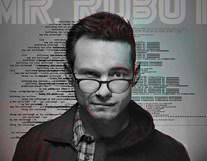 MR.ROBOT // Photo compositing