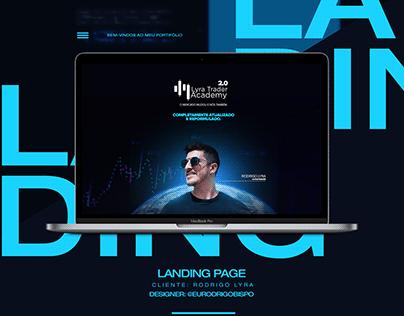 Landing Page - Rodrigo Lyra