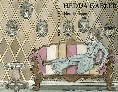 Hedda Gabler Capstone Previews
