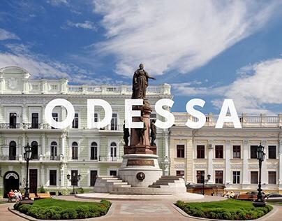 Odessa | City Identity