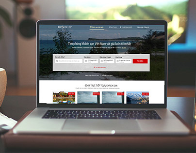 Bayo.vn – Travel Search Portal