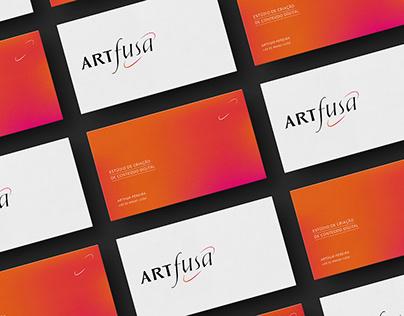 ART FUSA | brand design