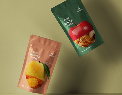 Dried fruit packaging