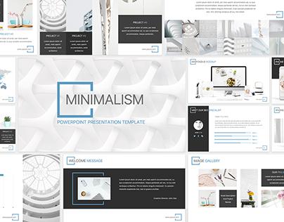 Minimalism - Clean PowerPoint Template