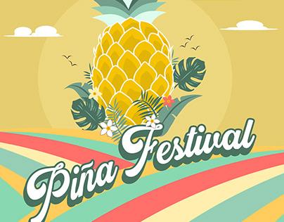 Piña Festival (Pineapple Festival)