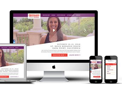 espnW Site Redesign