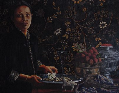 2004 portrait of Kannika