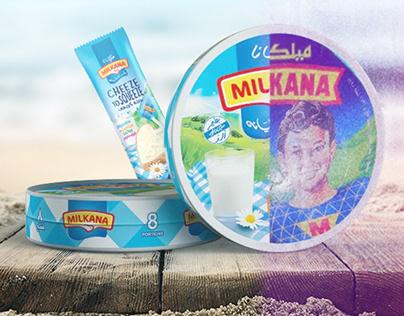 Milkana Summer Campaign