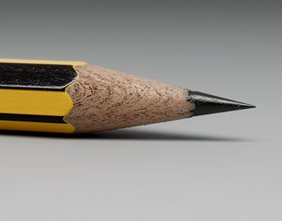 Pencil - Full CGI