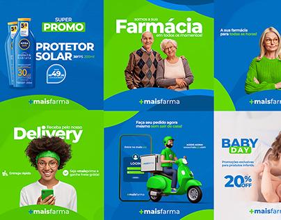 Social Media - Farmácia MaisFarma
