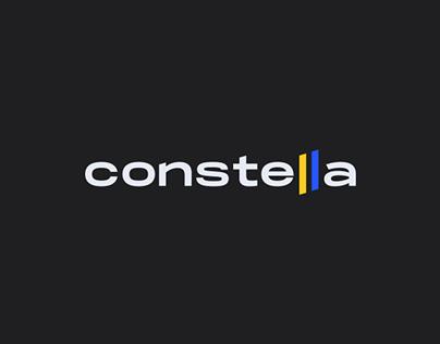 "Брендинг для ювилирного бренда ""Constella"""