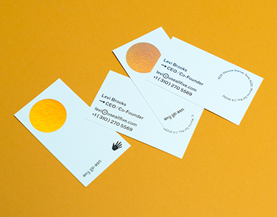 Use All Five Brand Identity and Collateral