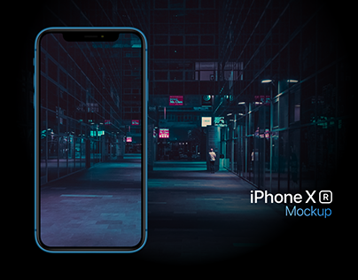 iPhone XR — XS Mockups
