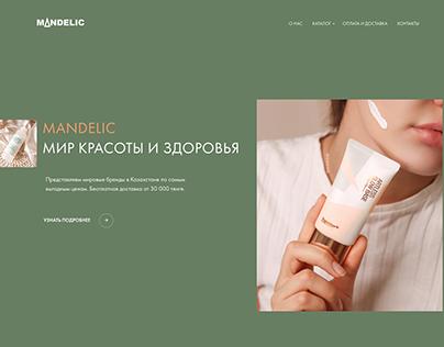 Mandelic Shop