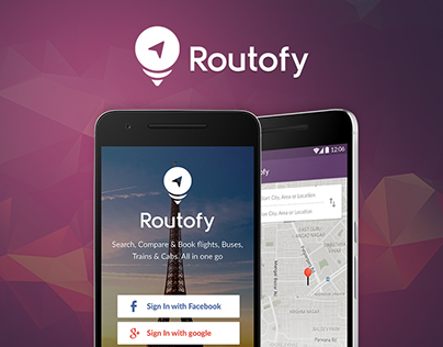 Routofy Android App