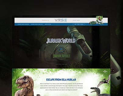 VRSE marketing site | Skyrocket
