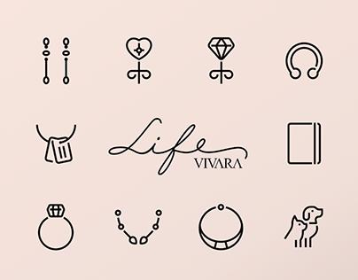 Iconografia Life by Vivara