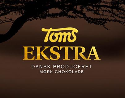 Toms Ekstra - Brand Identity