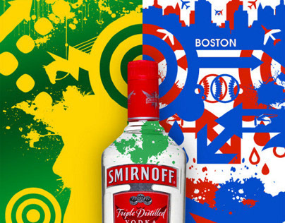 Smirnoff : Creative Concept