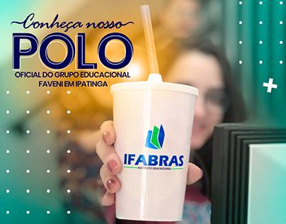 Social Media - Faculdade IFABRAS/FAVENI