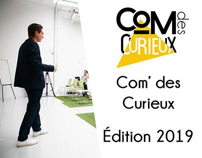 Com' des Curieux (édition 2019)