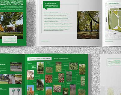 KONSULTACJE SPOŁECZNIE - projekt tablicy i katalogu