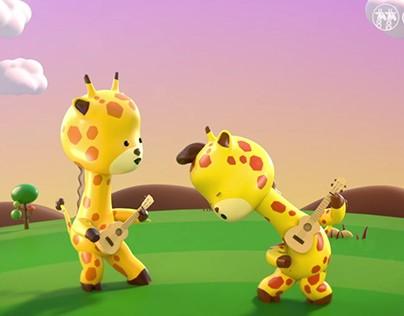 Giraffas - Animation